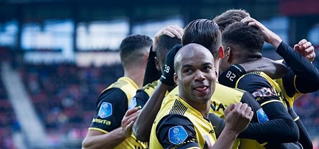 Foto: Bestuur betaald voetbal komt met uitspraak over bekerprotest Roda JC