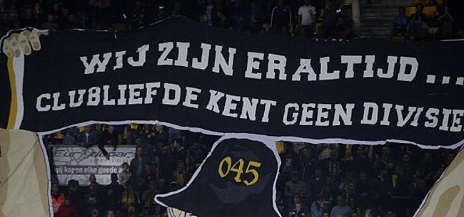 Foto: Woedende Roda-fans gaan héél ver en roepen op tot boycot eigen wedstrijd