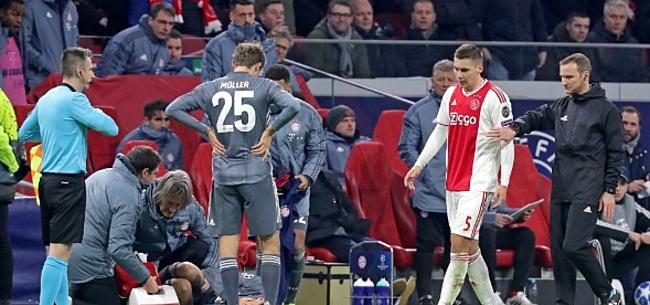 Foto: Ajax strikt Bayern München als sparpartner