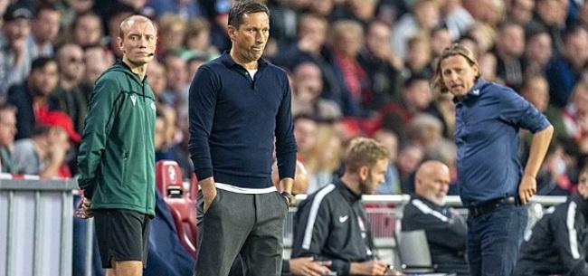 Foto: Schmidt reageert: gaat hij spelers sparen tegen Ajax?