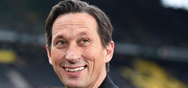 Foto: 'Schmidt gelukkig niet naar Ajax of Oranje'
