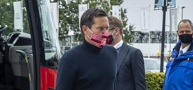 Foto: Chaos bij PSV: rommelige voorbereiding op nu al cruciaal duel