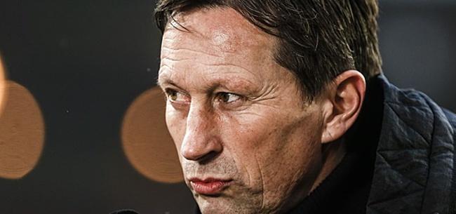 Foto: Schmidt legt uit waarom hij vermoeide PSV-spelers niet wisselde