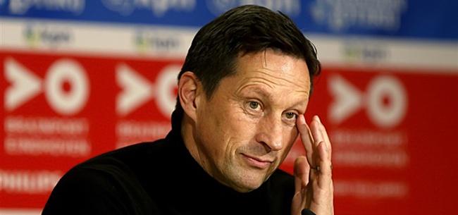 Foto: 'Als PSV dat zou hebben, kwam Ajax niet over de middenlijn'