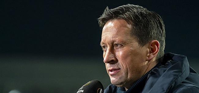 Foto: 'Schmidt lonkt met promotie voor PSV'er'