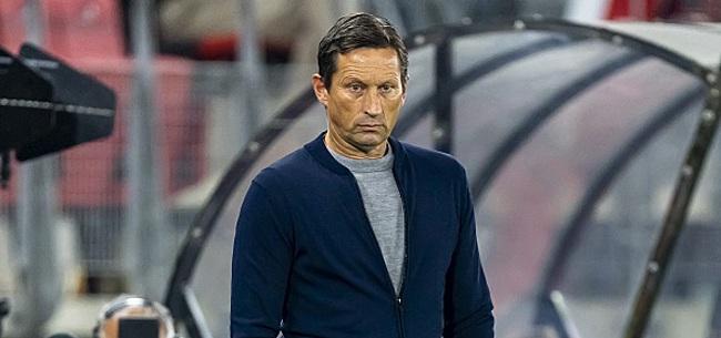 Foto: Schmidt schat kansen PSV tegen Sociedad in