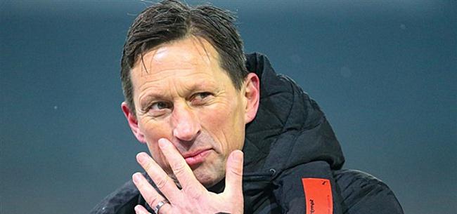 Foto: Schmidt negeert PSV-wens en gaat tóch in op Nijhuis-vraag