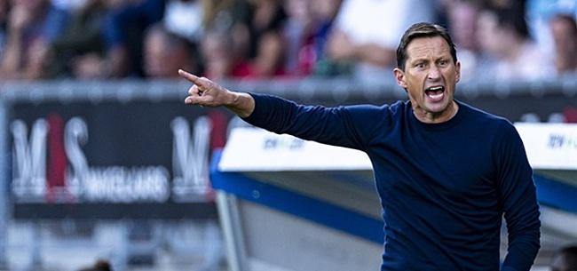 Foto: Schmidt laat weten wat hij van PSV vindt