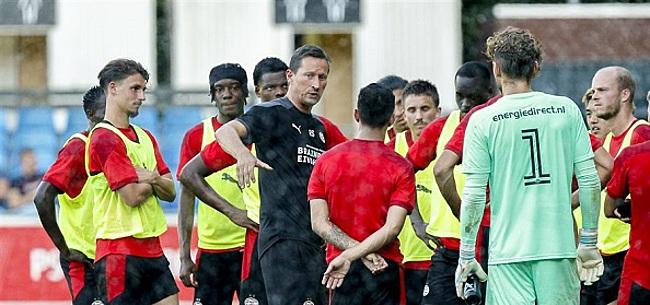 Foto: Schmidt heeft duidelijke transferboodschap voor PSV-leiding