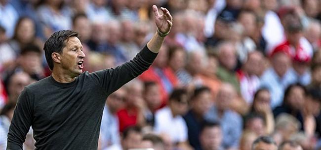 Foto: Schmidt noemt belangrijkste verschil PSV en Ajax