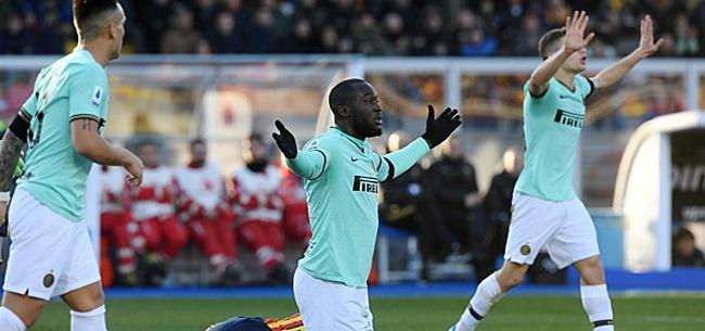 Foto: 'Ambitieus Inter wil Lukaku aan absolute wereldster koppelen'