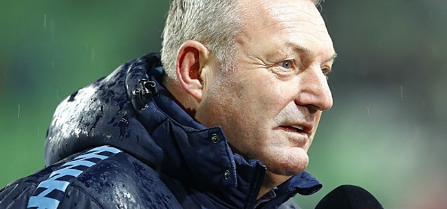 Foto: Jans spreekt zich uit over Van Gaal: