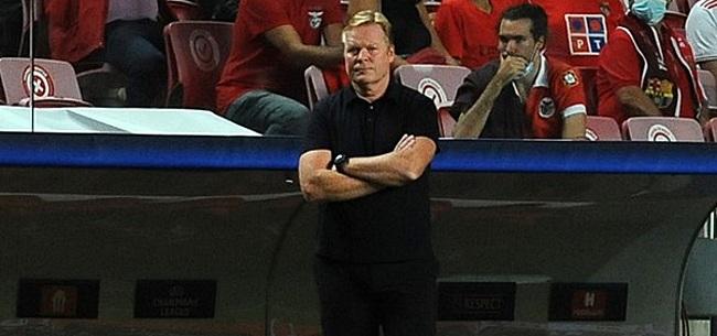 Foto: 'Barcelona ontkent akkoord met Koeman-opvolger'