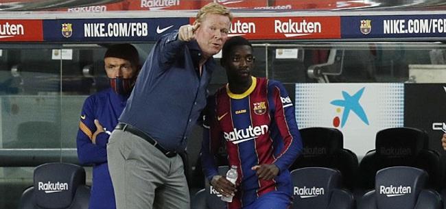 Foto: 'PSG verlost Barcelona van hoofdpijndossier'