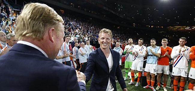 Foto: Kuyt looft twee Ajacieden en één PSV'er: