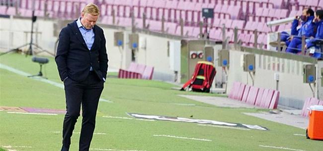 Foto: Koeman hekelt La Liga: