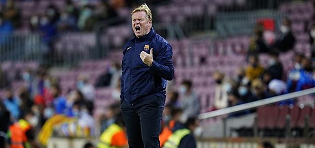 Foto: Spaanse media roepen om ontslag Koeman: