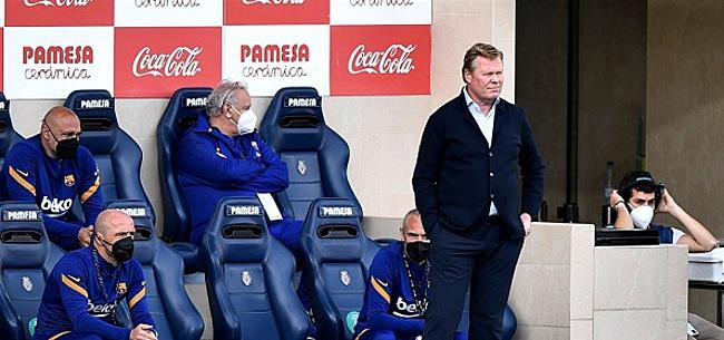 Foto: 'Koeman moet belofte intrekken door Messi'