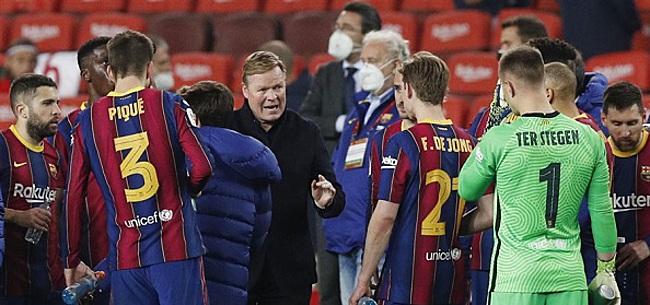 Foto: 'Barcelona-selectie neemt beslissing over Koeman'