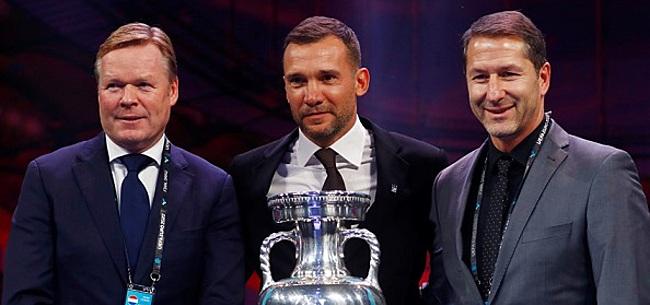 Foto: 'UEFA stelt bizarre voorwaarde aan uitstel EURO 2020'