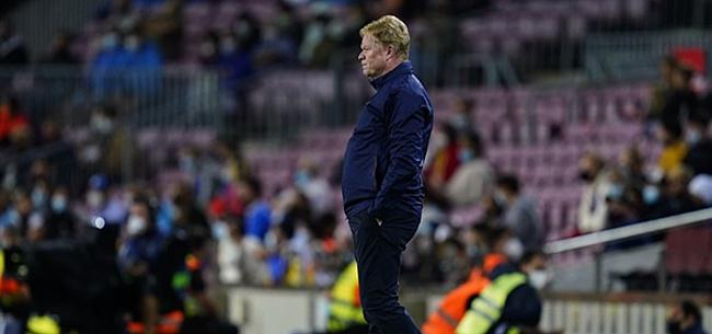 Foto: 'Spaanse coach moet Koeman opvolgen bij FC Barcelona'