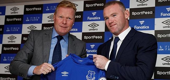 Foto: 'Rooney brengt eigenlijk alleen maar narigheid'