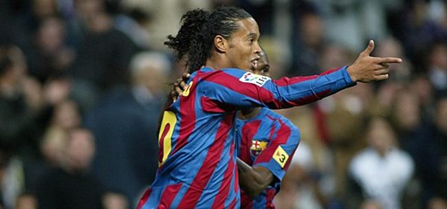 Foto: Rechter beslist: huisarrest Ronaldinho blijft staan