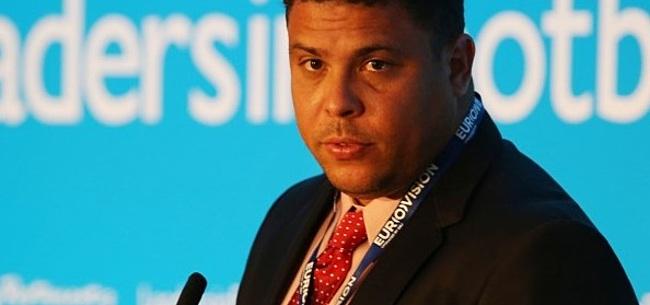 Foto: Nilis over luidruchtige Ronaldo: 'De dokter vond het ook niet normaal'