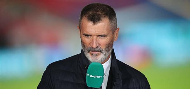 Foto: Roy Keane sloopt Oranje: