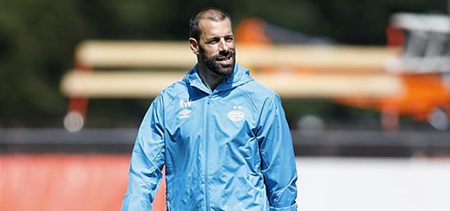 Foto: Van Nistelrooy wees Oranje-functie af