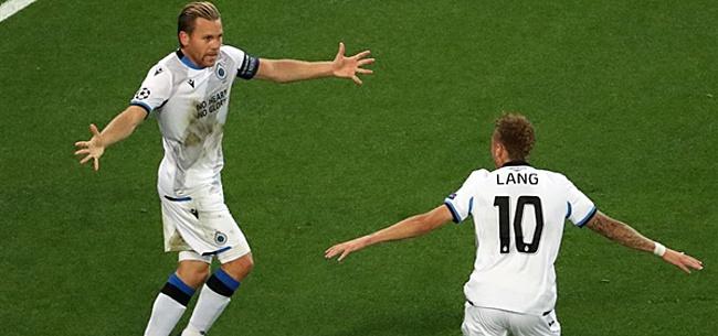 Foto: Lang nu al onmisbaar voor Club Brugge: 'Hij gaat er niet meer uit'
