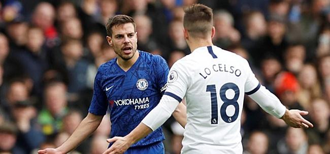 Foto: Bizar: VAR geeft Lo Celso-blunder toe tijdens Chelsea-Spurs