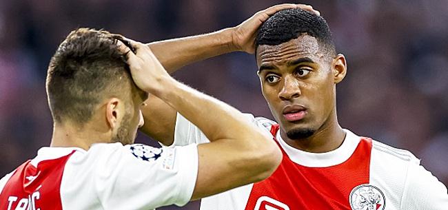 Foto: Ajax zorgt met uitzichtloze situatie voor grote problemen