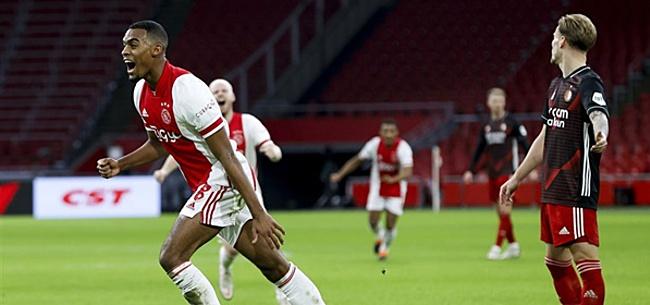 Foto: 'Wat mij betreft blijft hij gewoon bij Ajax'