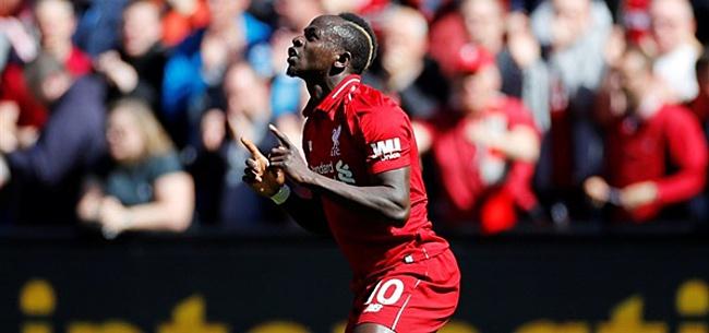 Foto: 'Liverpool-bestuur duidelijk over toekomst Salah en Mané'