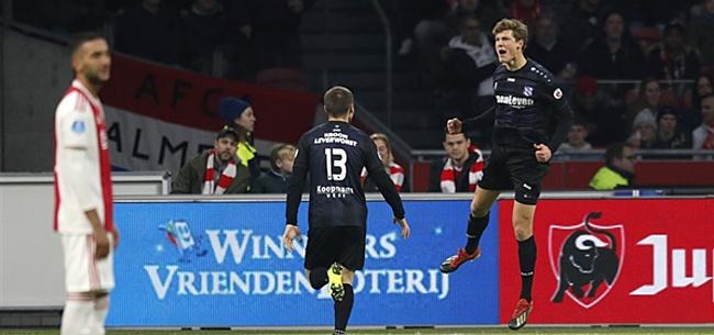 Foto: PSV is Lammers dankbaar: 'Gelukkig kwam het allemaal nog goed'