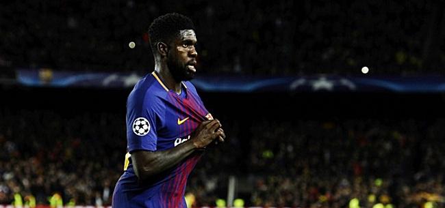 Foto: 'FC Barcelona komt met stevige vraagprijs voor verdediger'