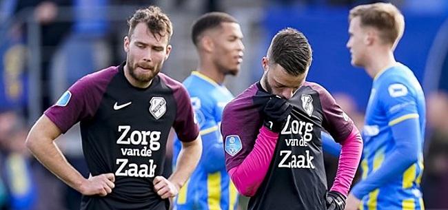 Foto: 'Crisisberaad tussen spelers, staf en fans FC Utrecht'