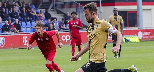 Foto: 'FC Utrecht voorlopig zonder Van de Streek'