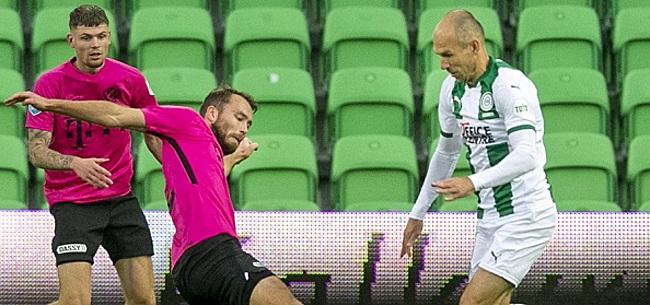 Foto: FC Utrecht-spelers kijken ogen uit: