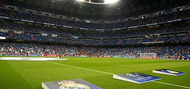 Foto: Real Madrid klaar voor intrek in hypermodern Bernabeu