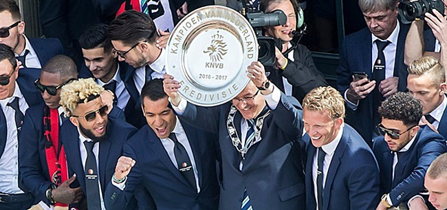 Foto: 'Feyenoord weet al wie Giovanni van Bronckhorst op gaat volgen'