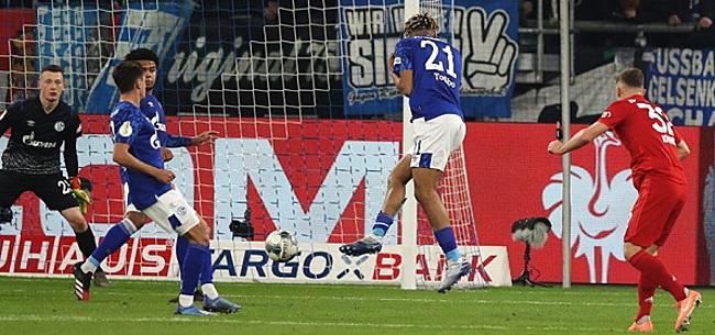 Foto: 'Schalke-middenvelder moet een ton schenken aan goed doel vanwege corona-party'