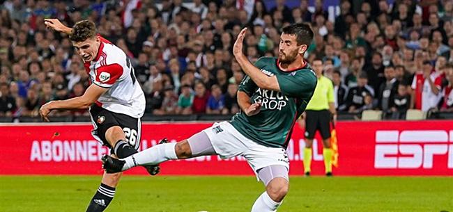 Foto: Kijkers Feyenoord-NEC: 'Onbegrijpelijk!'