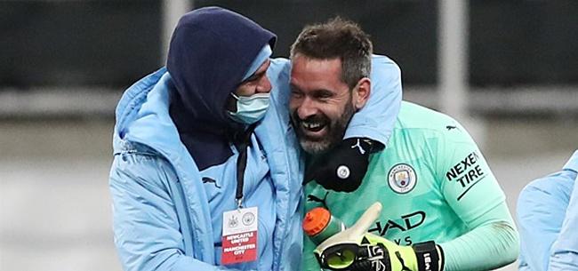 Foto: 'Man City moet beroep doen op 36-jarige met één PL-match in 10 jaar'