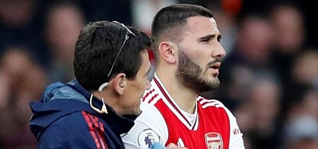 Foto: 'Leverkusen klopt bij Arsenal aan voor bankzitter'