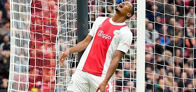 Foto: Haller prijst Ajax: