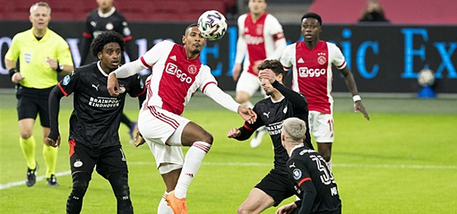 Foto: 'Sébastien Haller zorgt voor Ajax-transfer'