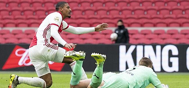 Foto: Groningen verliest bij Ajax: