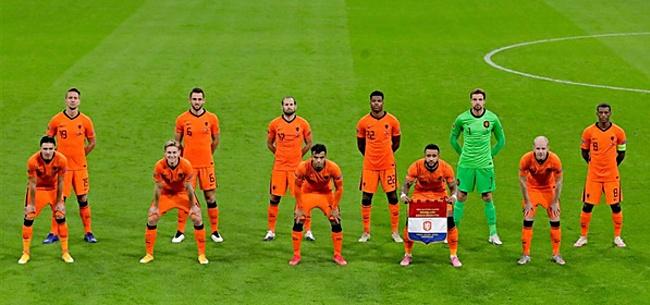 Foto: 'Onderschatte' Oranje-international bereidt zich nu al voor op EK